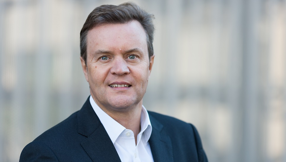 Stéphane Reboud, DG France, Directeur du site Dell Montpellier