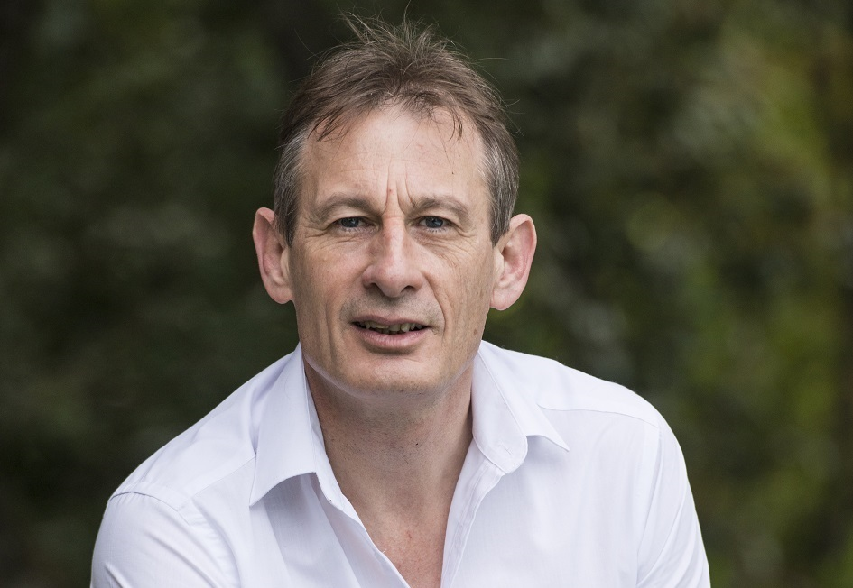 Bruno Meline, fondateur et CEO de Diadom