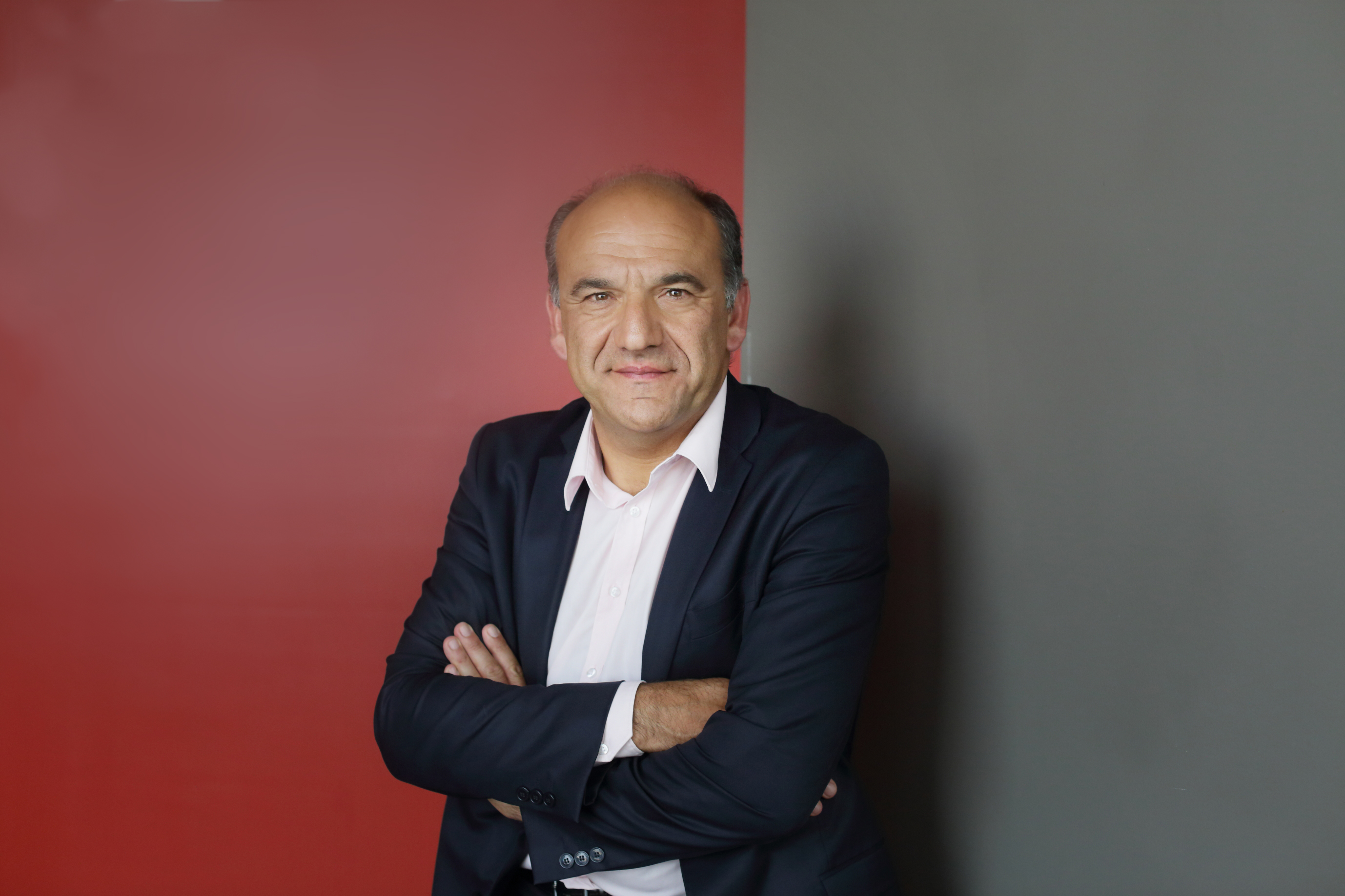 Christophe Carniel, founder of Netia and Vogo, President of Transferts LR
