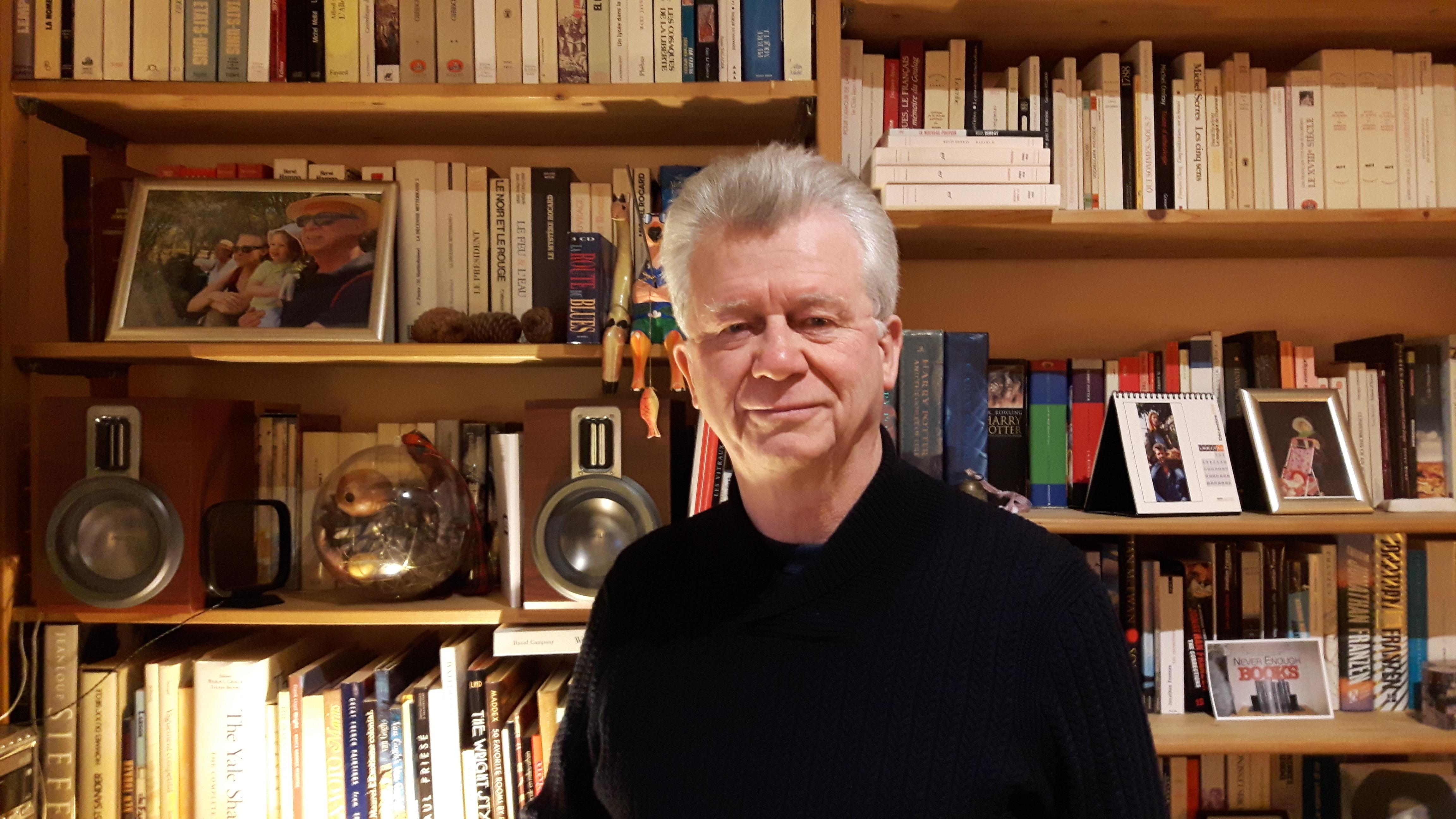 Jean Cottave, ex-directeur régional EDF