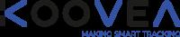 Logo texte de Koovea bleu et noir
