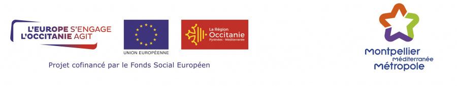 Le BIC de Montpellier est cofinancé par l'Union Européenne, Montpellier Méditerrannée Métropole et la Région Occitanie.