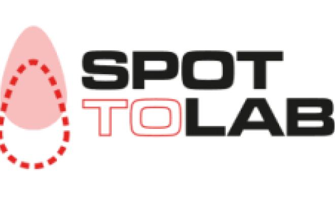 Logo Spot to Lab