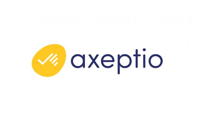 Logo axeptio fournit pour fiche pépinière