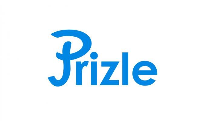 Logo Prizle capturé de leur site