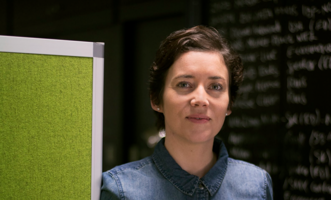 Rachel Delacour, co-fondatrice de Zendesk