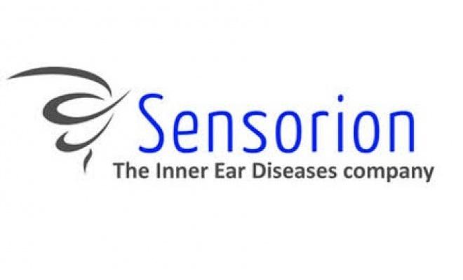 Logo Sensorion