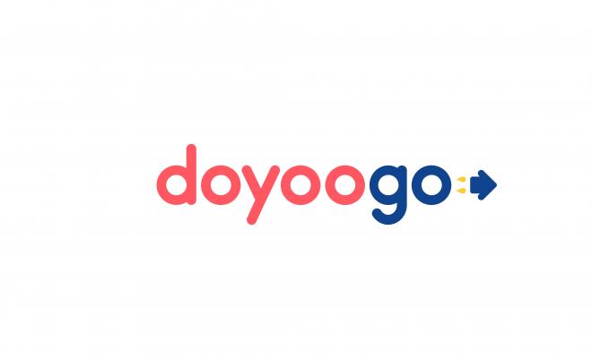 Logo Doyoogo flèche