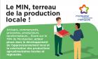 Infographie sur le MIN de Montpellier