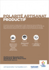 Plaquette Polarité artisanat productif