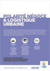 Plaquette Polarité négoce et logistique urbaine