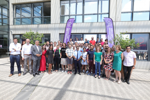 Le BIC de Montpellier Méditerranée Métropole accueille 15 nouvelles entreprises innovantes