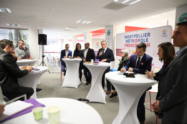 Nouvelle feuille de route pour la French Tech Montpellier