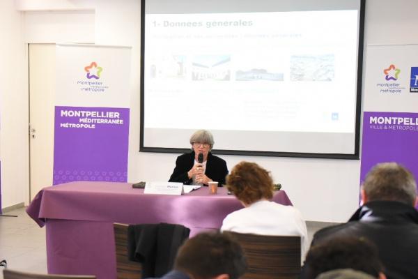 Montpellier, Ville Campus (crédit photo : Ludovic Severac - Ville et Métropole de Montpellier)