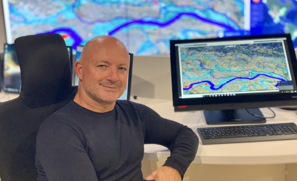 Alix Roumagnac, président de Predict Services