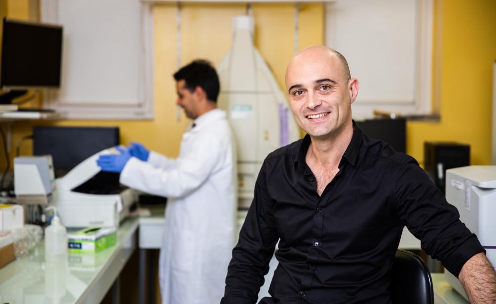 Fabien Granier, président de Biodol Therapeutics©David Richard