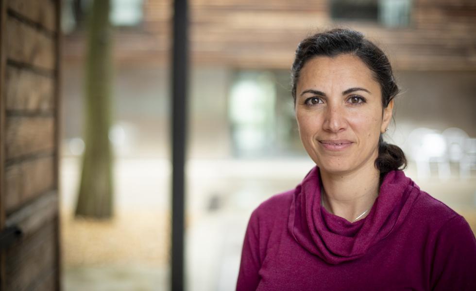 Aline Bsaibes, directrice générale d'ITK ©3M Maugendre David