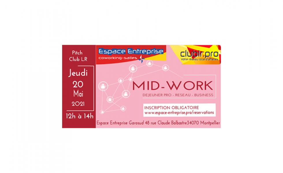 Mid Work Espace Entreprises