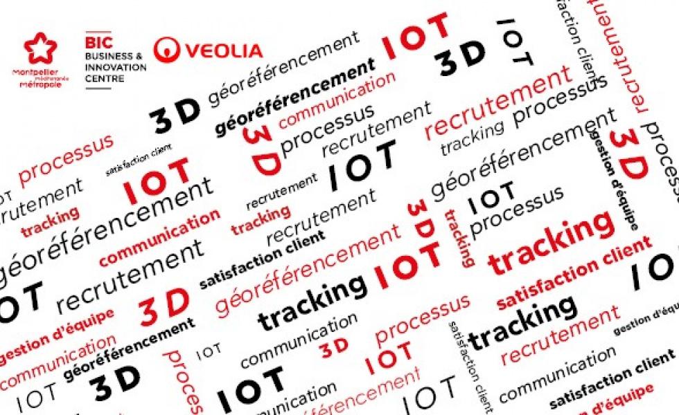Rencontre Open Innovation avec Veolia