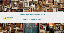 Appel à candidatures : Contes de l'Innovation 2020