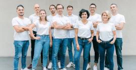 MagicPallet team in september 2020