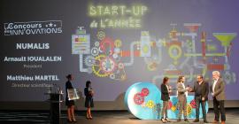 Startup de l'année Numalis