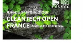 Concours Cleantech Open France 2020