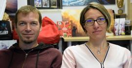 Portrait des fondateurs de DigixArt @DigixArt