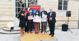 Remise des prix Rotary Club 2020