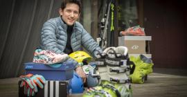 Thibault Barthez, CEO de My Sport Market ©3M Maugendre David