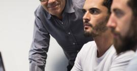 Olivier Depraz, directeur général d'ImaGeau. @david crespin