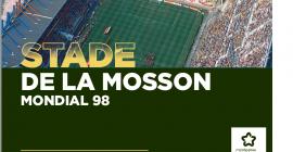"""Devenez """"partenaire naming"""" du Stade de la Mosson de Montpellier !"""