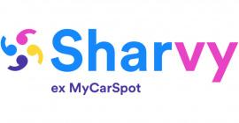 MyCarSpot devient Sharvy